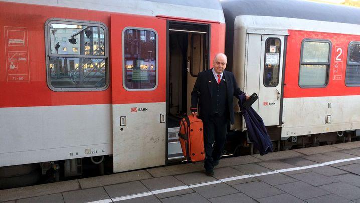 Bahn: Ein Nachtsteward auf seiner letzten Fahrt