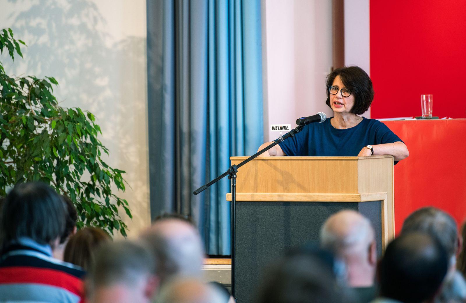 Parteitag Die Linke in Bremen