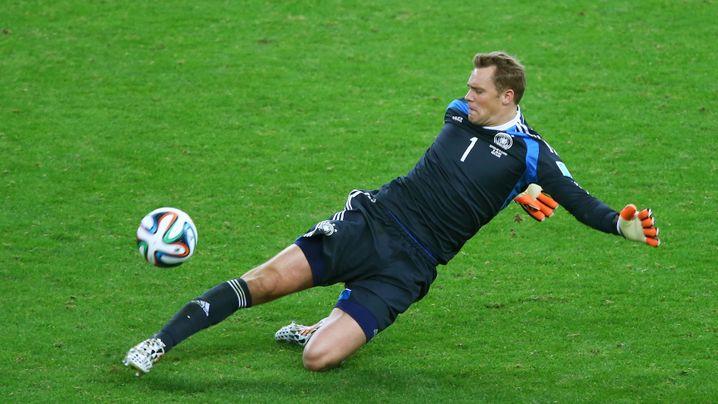 Fußballer des Jahres: Die Weltmeister dominieren