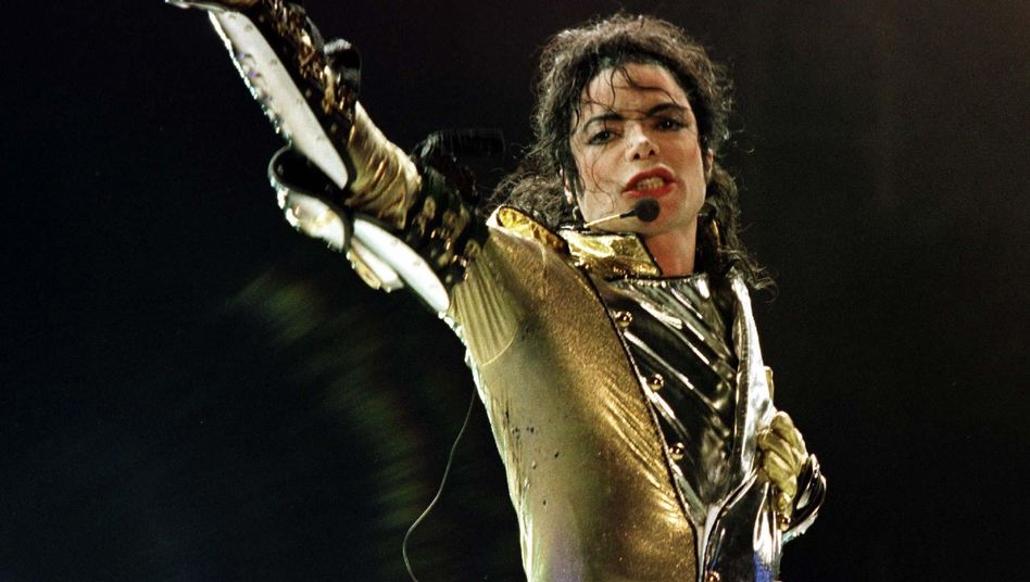 Michael Jackson (1997)