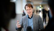 Lauterbach gegen Rückkehr zum Präsenzunterricht