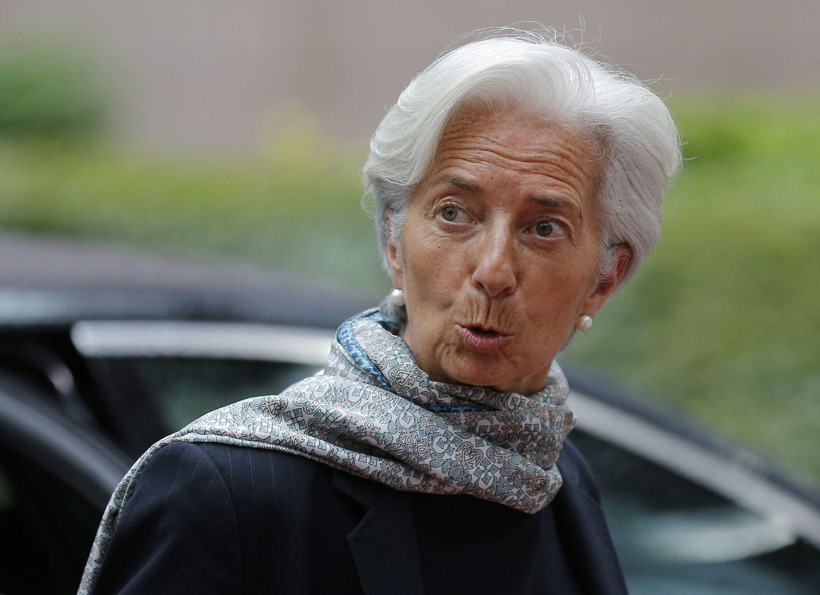 Christine Lagarde / IWF