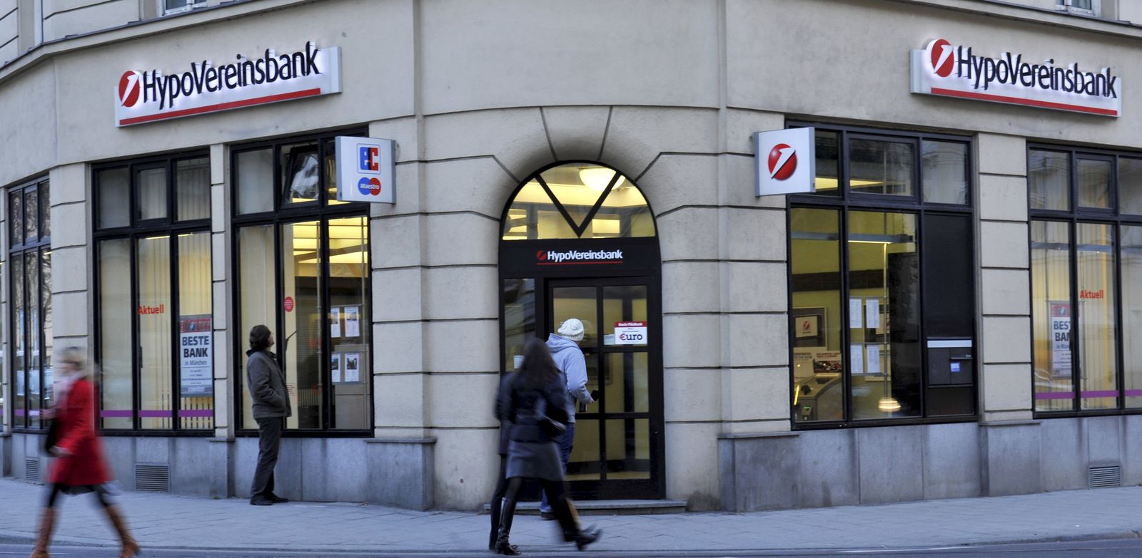 Quartalszahlen HypoVereinsbank