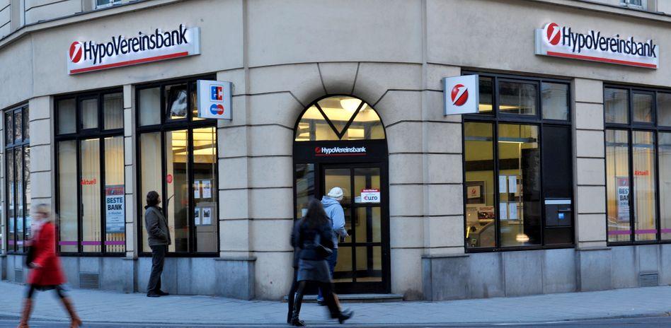 HypoVereinsbank-Filiale