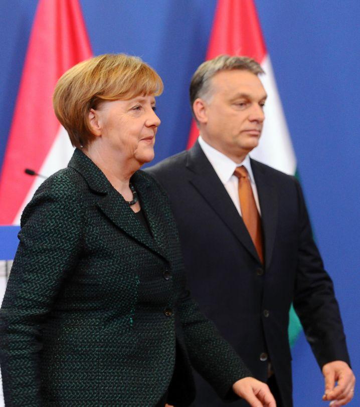 Merkel, Orbán (2015)
