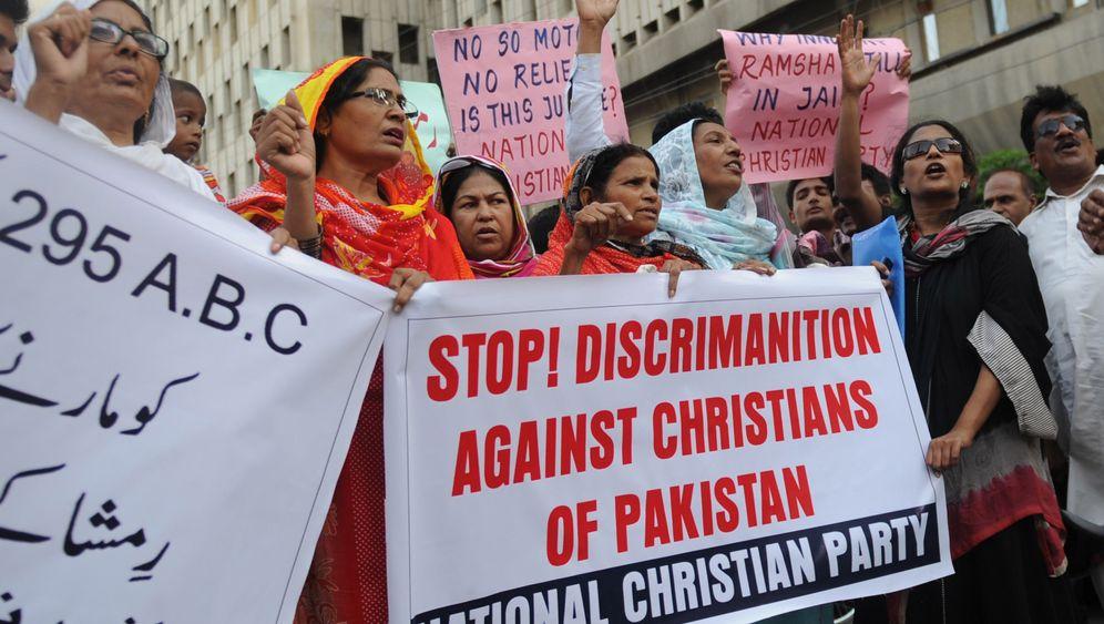 Blasphemievorwurf in Pakistan: Freiheit für Rimsha