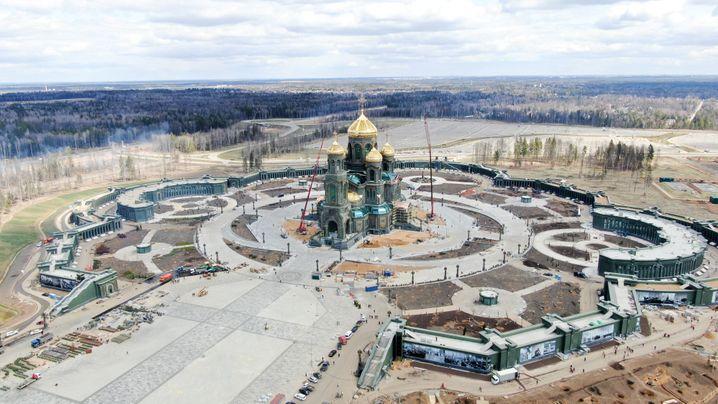 Monument der Macht: Die Christi-Auferstehungs-Kathedrale