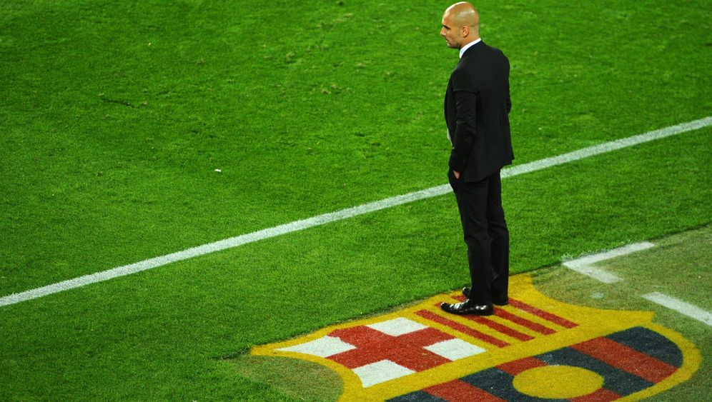 Josep Guardiola: Das Gesicht des FC Barcelona