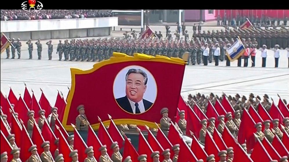 Nordkoreanische Streitkräfte: Gewaltig veraltet