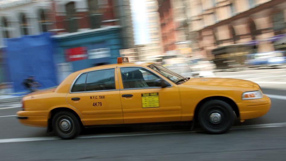 Die Fahrer der New Yorker Yellow Cabs sollen wegen zu teurer Konzessionen entschädigt werden