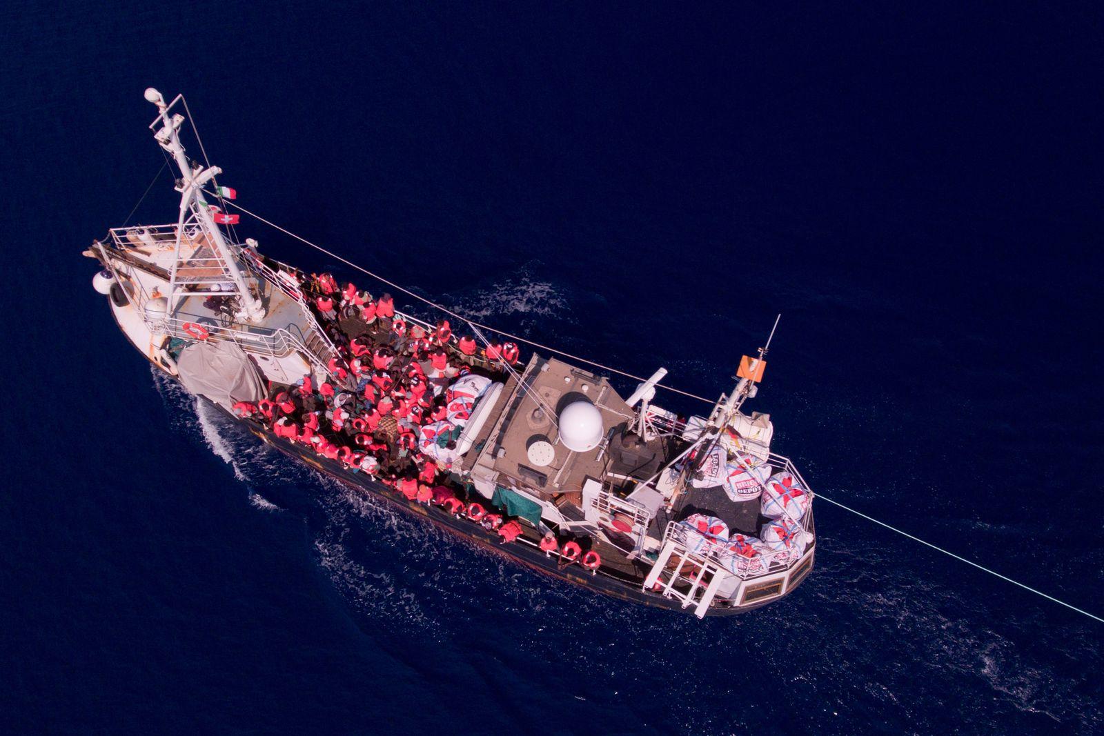"""Rettungsschiff """"Eleonore"""""""