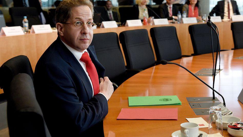 BfV-Chef Hans-Georg Maaßen im NSA-Untersuchungsausschuss
