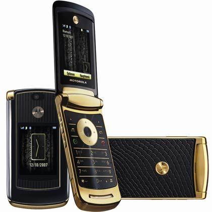 Motorola-Handy: Von Samsung überholt