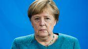 Merkel kritisiert Scholz für Ausweichen beim Thema Rot-Rot-Grün