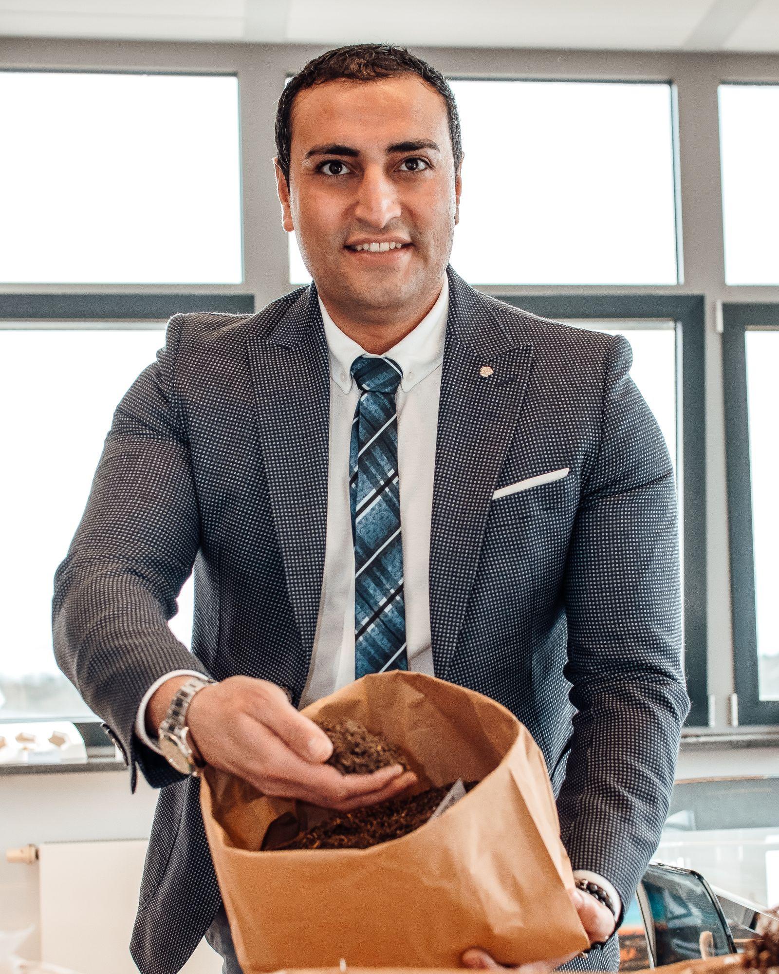 Tahsin Dag, Founder u. CEO