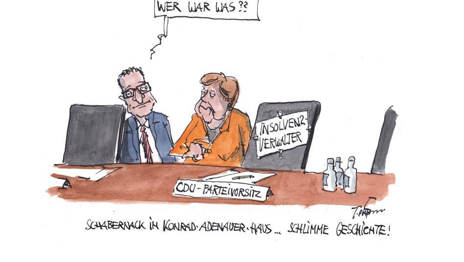 Cartoons der Woche: Cartoons der Woche KW 07/20