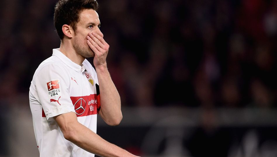 VfB-Mittelfeldspieler Gentner: Wieder nicht gewonnen