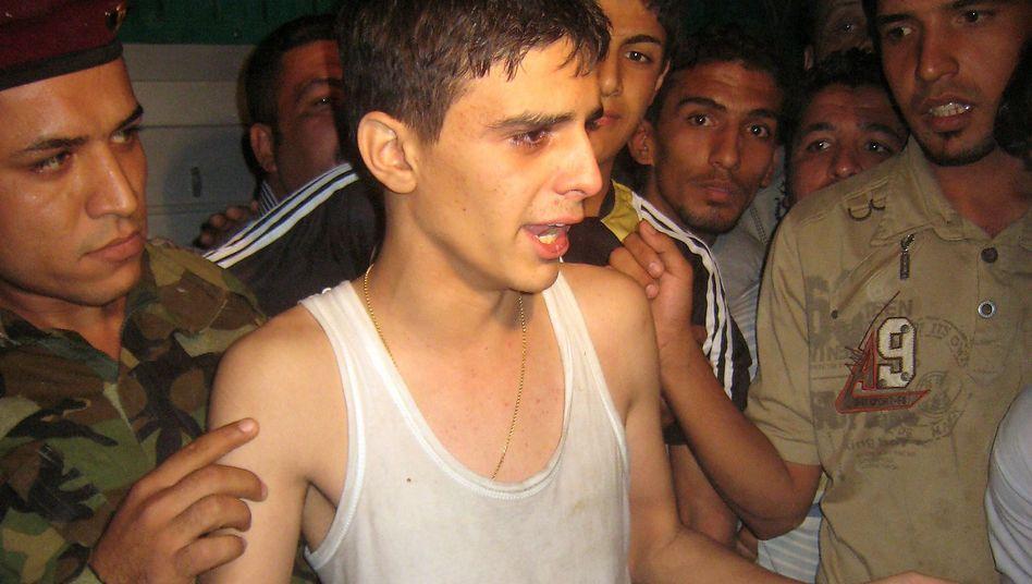 Blutbad in Bagdad: Al-Qaida bekennt sich zu Geiselnahme in Kirche