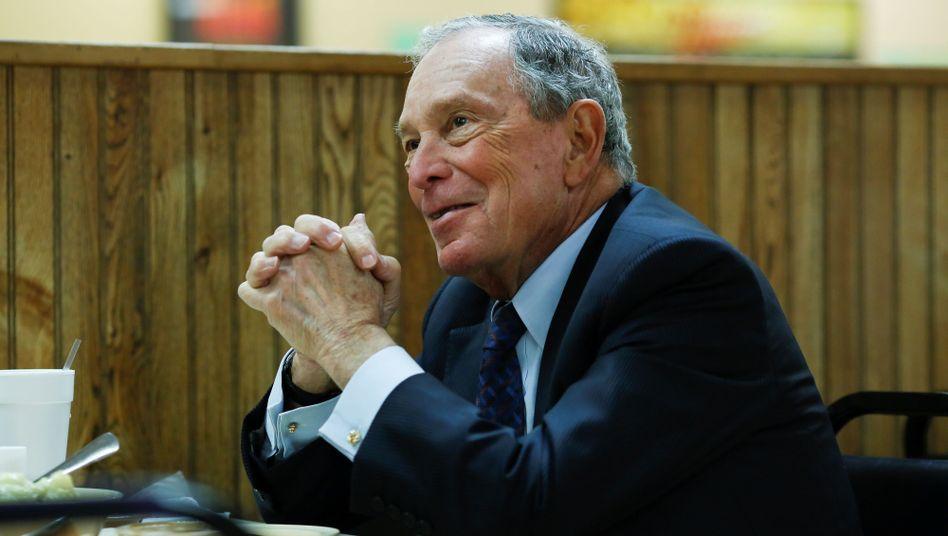 Michael Bloomberg bereitet offenbar eine mögliche Präsidentschaftskandidatur vor
