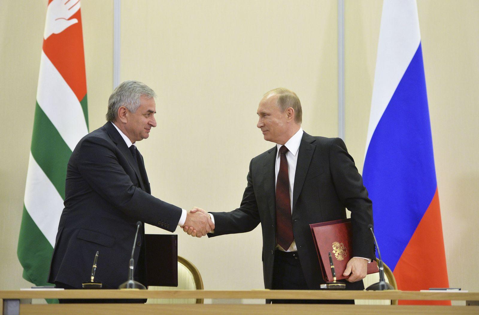 Russland/Abchasien