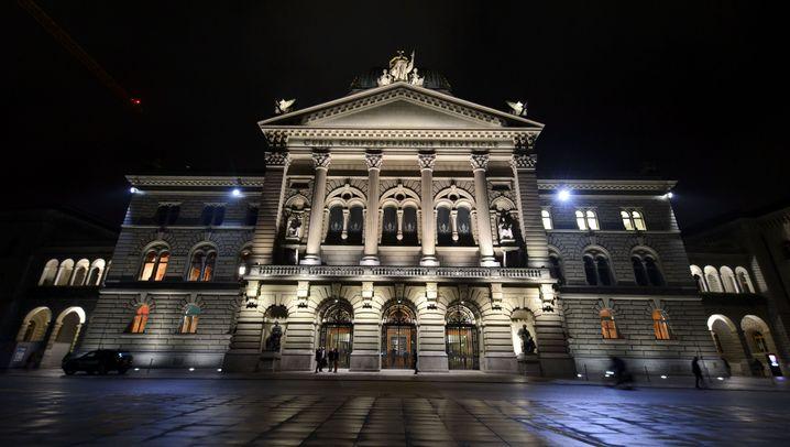 Fotostrecke: Die Schweiz hat gewählt