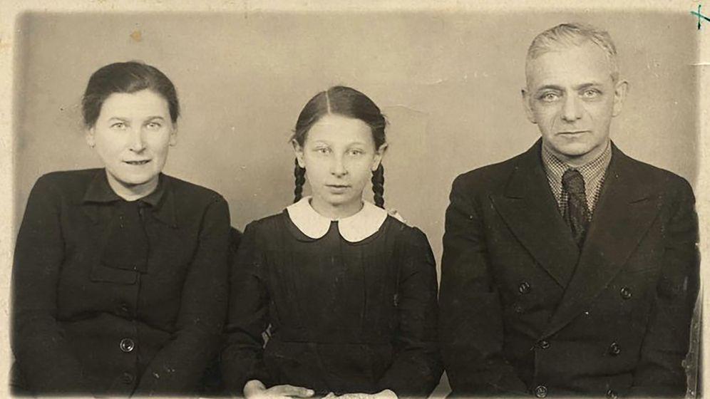 Janina Hescheles: Der Holocaust aus der Kinderperspektive