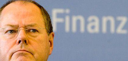 Finanzminister Steinbrück: Abzockversuche mitten in der Krise