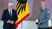 Kommandeur des Evakuierungseinsatzes erhält Bundesverdienstkreuz