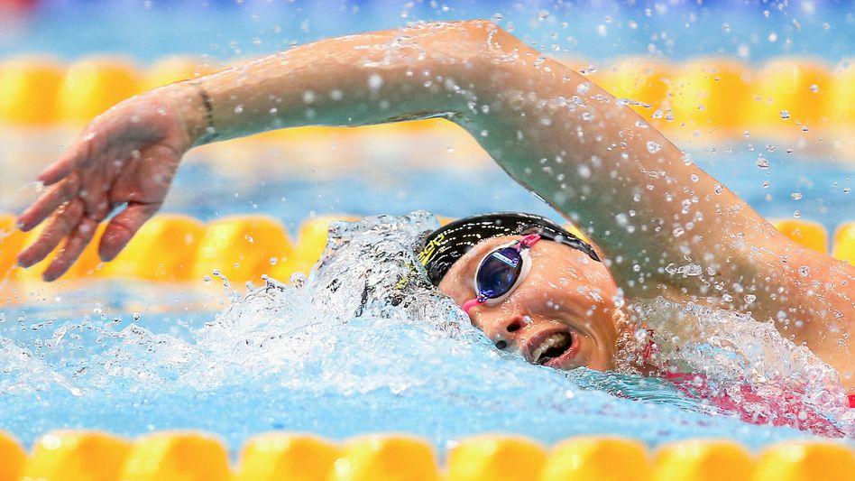Sarah Köhler verbesserte die fünf Jahre alte Bestmarke
