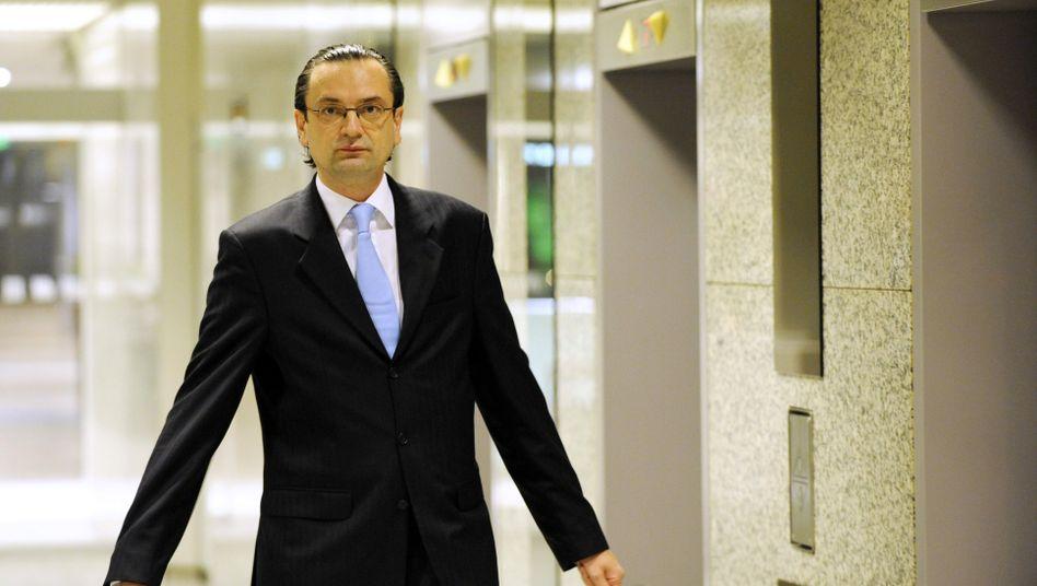 """HSH-Nordbank-Chef Nonnenmacher: """"Die Länder in schwierige Lage gebracht"""""""