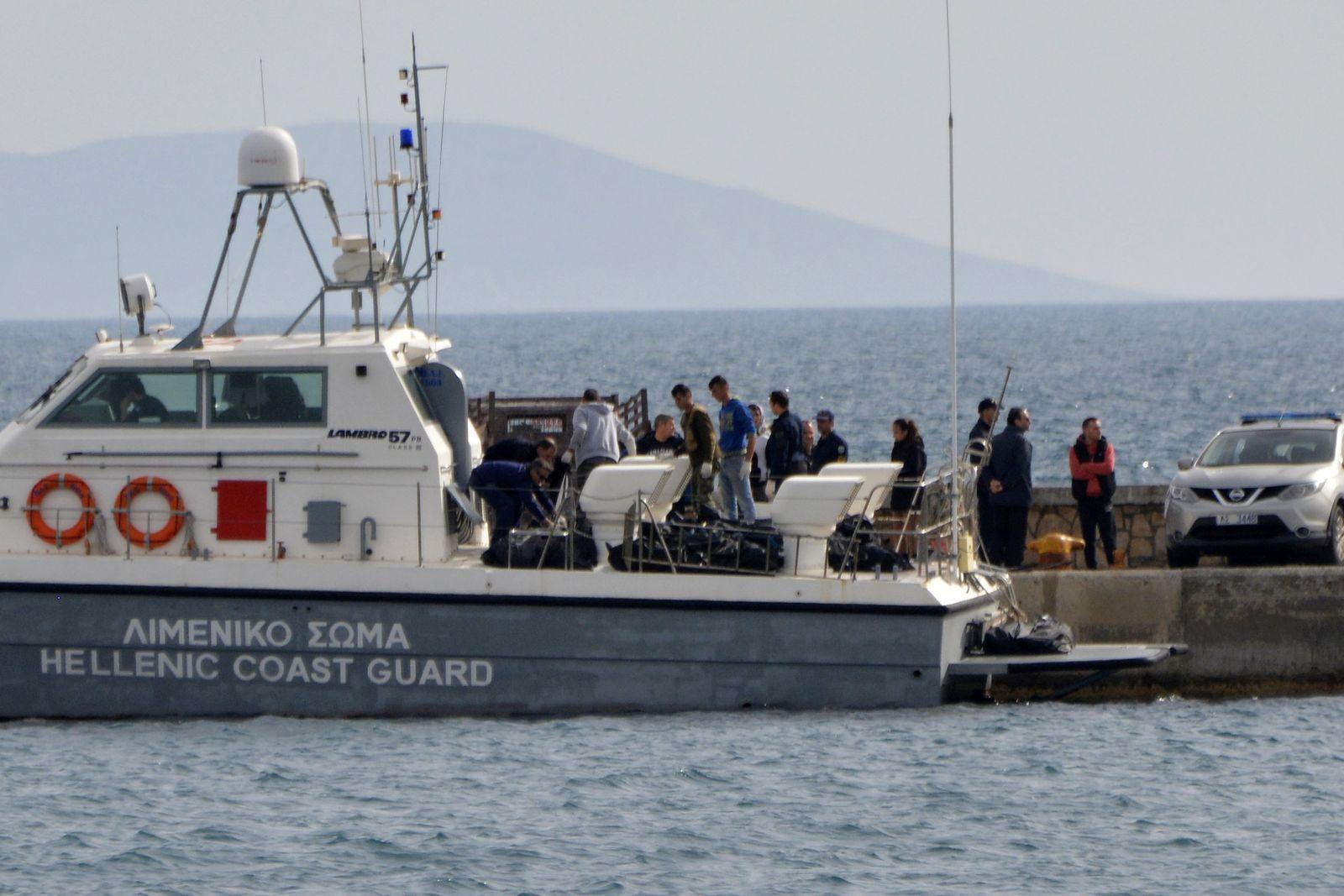 Migranten vor griechischer Küste ertrunken
