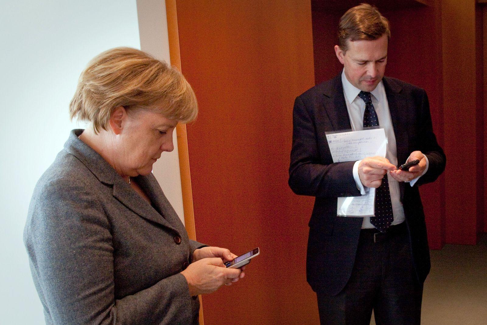 Merkel / Seibert