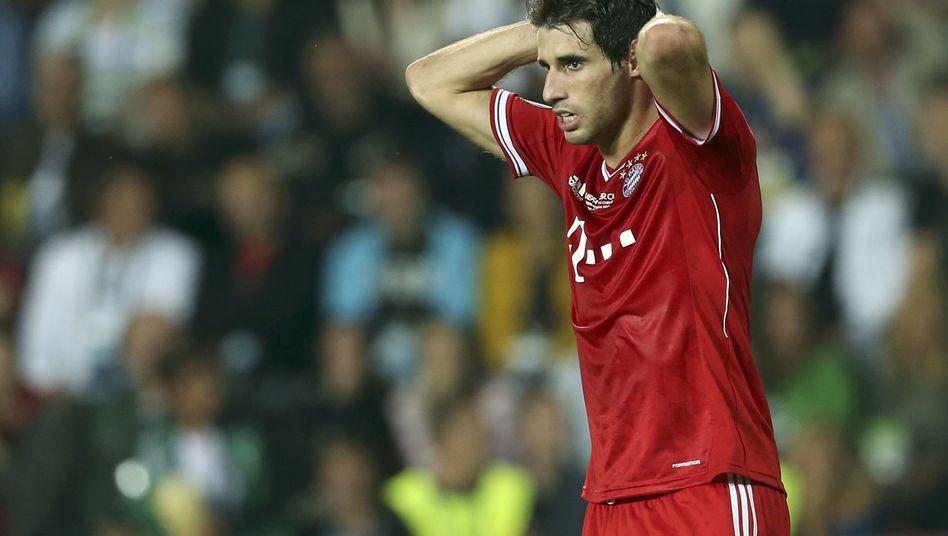 Bayern-Profi Martínez: Keine Angaben zum Verlauf der OP