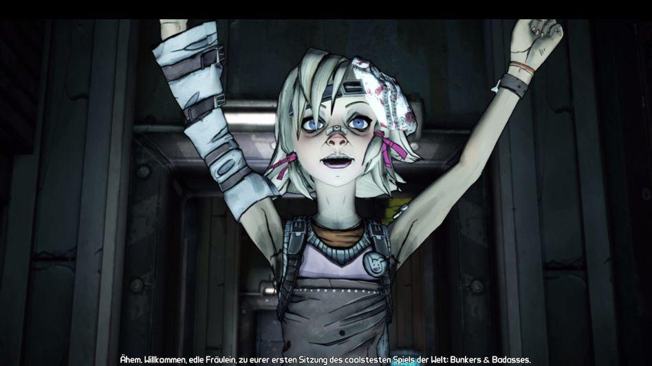 """Screenshot aus """"Borderlands 2"""""""