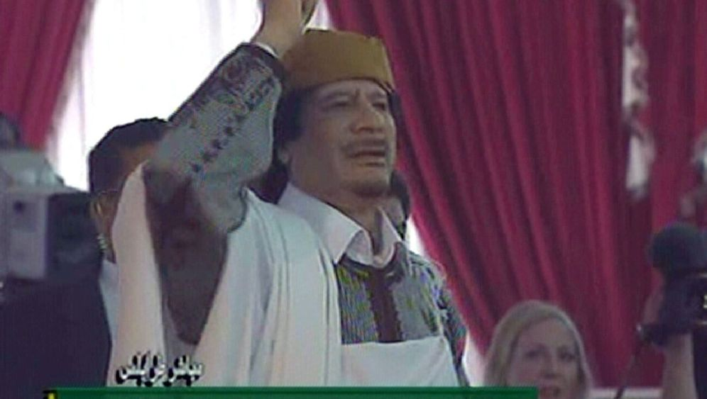 Kämpfe in Libyen: Gaddafi schlägt zurück