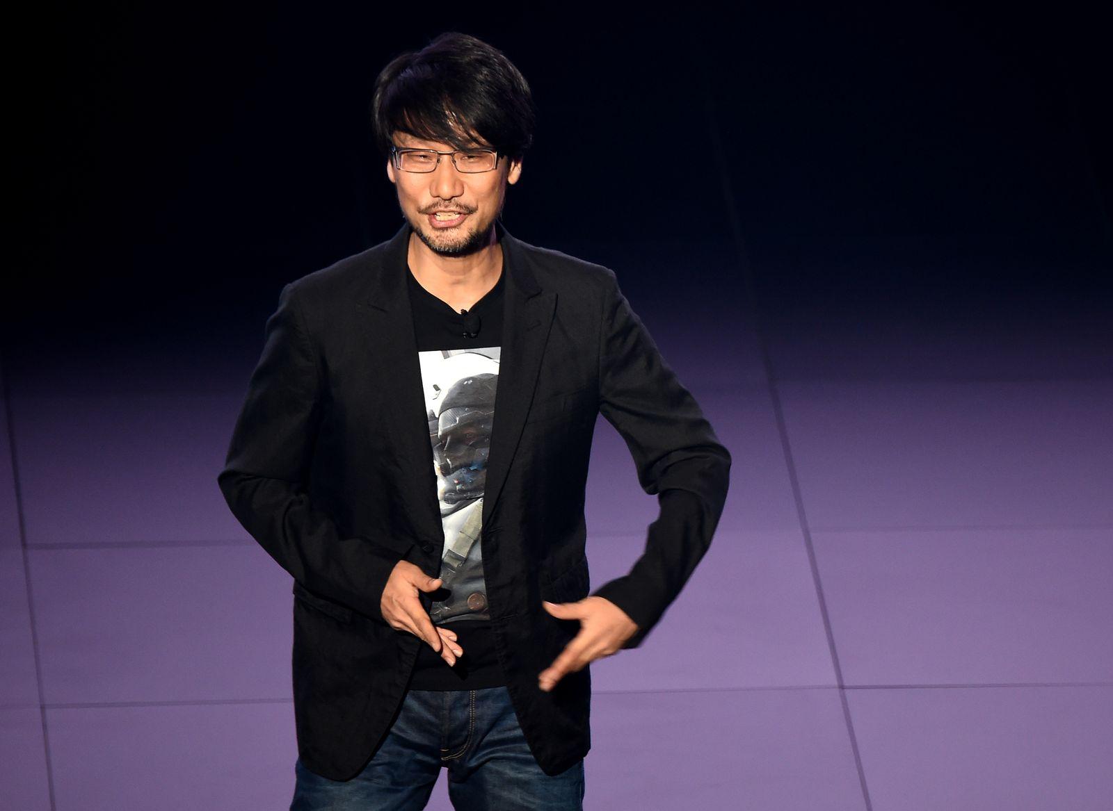 Netzwelt/ E3 2018/ Hideo Kojima