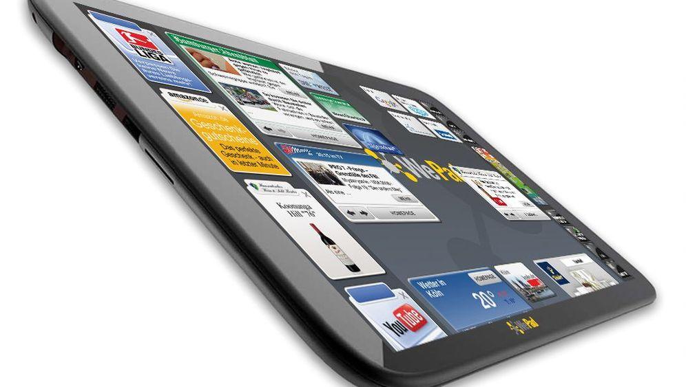 Deutsche Konkurrenz für Apple: Das WePad aus Berlin