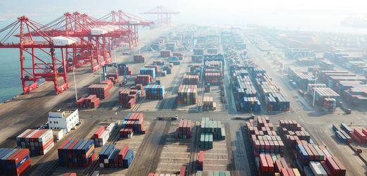 China: Wachstum kühlt im dritten Quartal auf Ein-Jahres-Tief ab