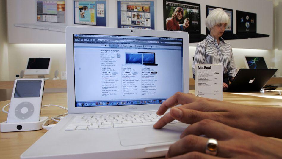 Macbook: Eltern werfen einer US-Schule die Webcam-Nutzung für Spähangriffe vor