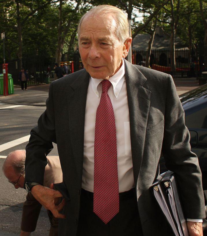 Langjähriger AIG-Chef Greenberg: Ruf verteidigen