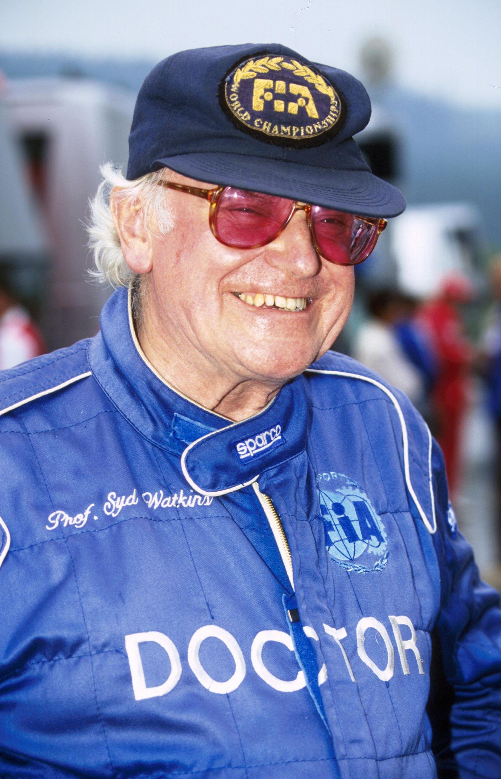 NICHT MEHR VERWENDEN! - Sid Watkins / Formel 1
