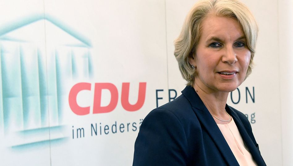 Ehemalige Grünen-Politikerin Elke Twesten