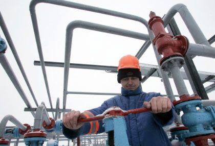 Pipeline-Anlage östlich von Kiew: EU-Kommission fürchtet Kollaps des Leitungssystems