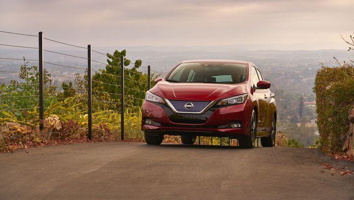 Autogramm Nissan Leaf: Kein Feigenblatt mehr