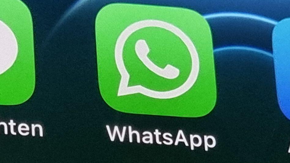 Whatsapp-App auf dem iPhone: Fast 80 Prozent machen weiter mit