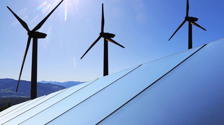 Die Fraktionen haben Neuerungen zur Wind- und Solarenergie beschlossen
