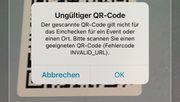 Corona-Warn-App versteht Lucas QR-Codes wohl frühestens Mitte Mai