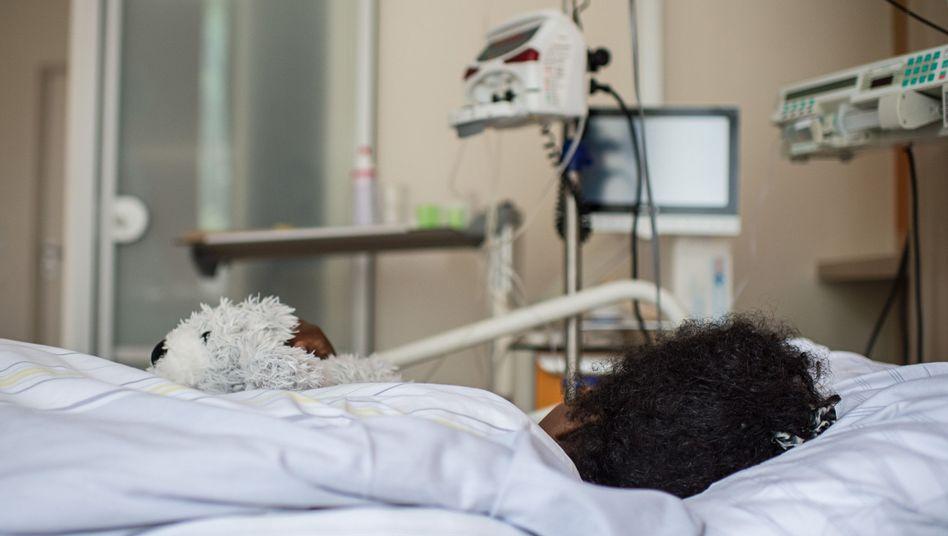 Opfer von Genitalverstümmelung aus Somalia