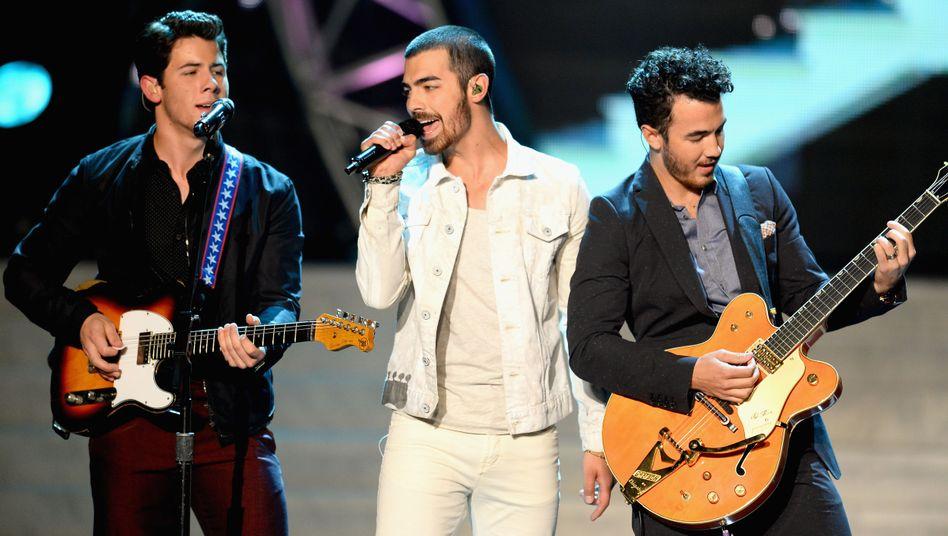 Jonas Brothers (Bild aus dem Jahr 2013)