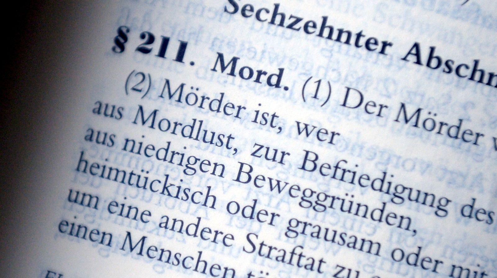 §211/ Strafgesetzbuch